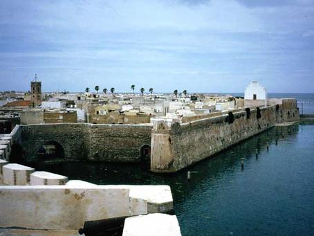 El Jadida, cité atlantique qui appartient à la même famille qu'Essaouira et Agadir