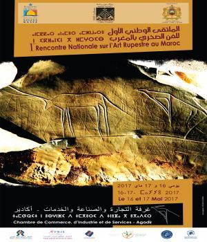 Rencontre art rupestre, Agadir