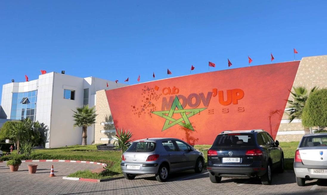 Le club Moov'Up