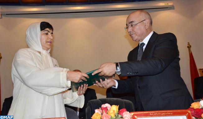 Une femme désignée gouverneure de la Région Souss Massa : Zineb El Adaoui