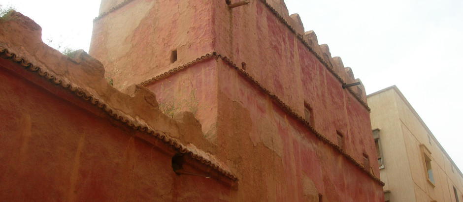Le riad du terrible caïd qui commandait Ouled Teima sous le Protectorat existe toujours