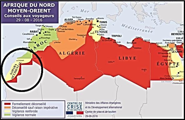 Sahara marocain : il ne faut pas confondre dimension politique et sécurité publique