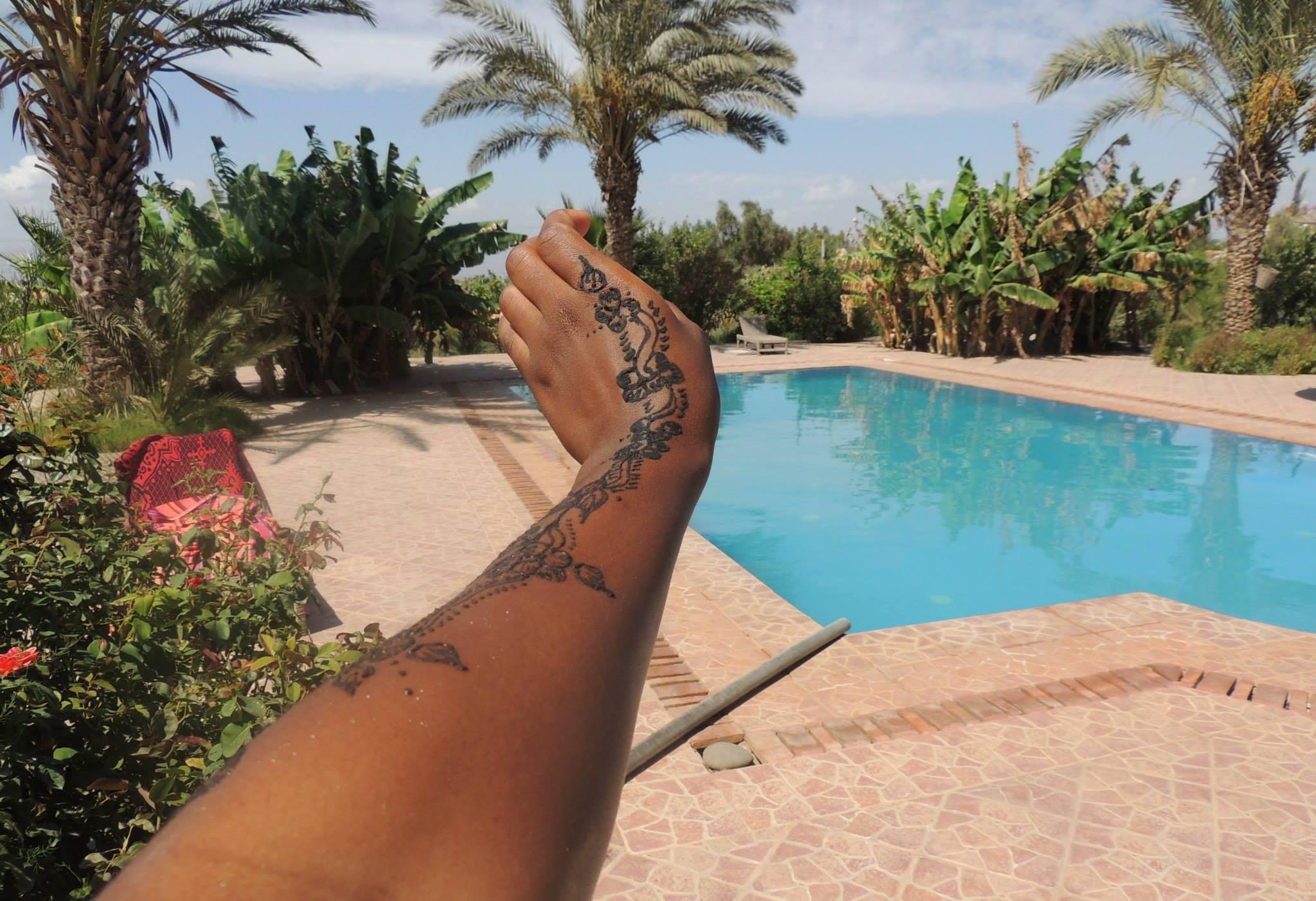 Joli souvenir du Maroc