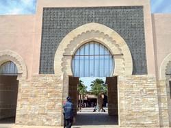 L'une des neuf nouvelles portes