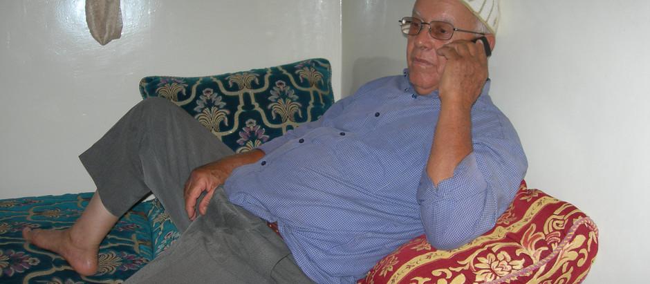 Moulay Omar, patriarche de Houara (Ouled Teima)