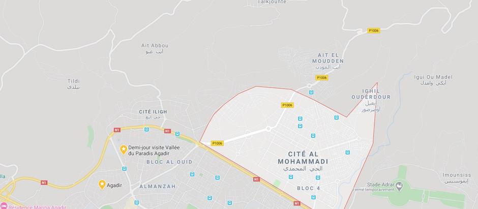 Le futur TGV Casablanca-Marrakech-Agadir aboutira dans le nouveau quartier Al Mohammadi
