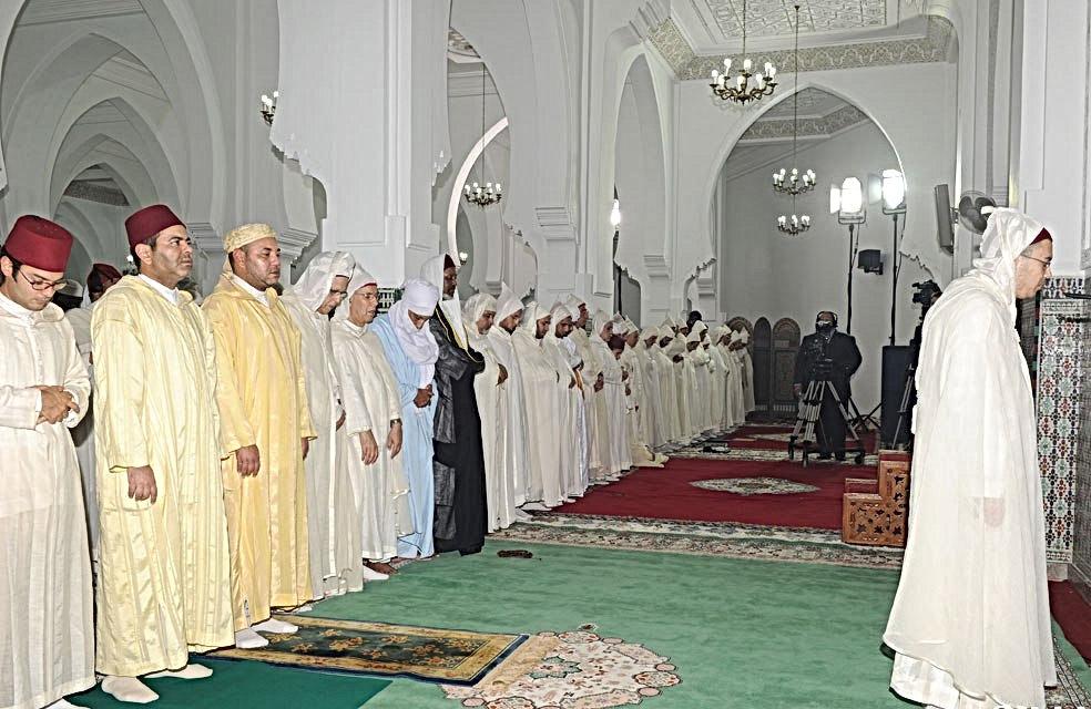 Le roi Mohammed VI, commandeur des croyants, est à Agadir