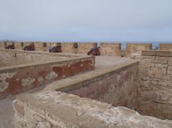 Fortifications face à l'océan