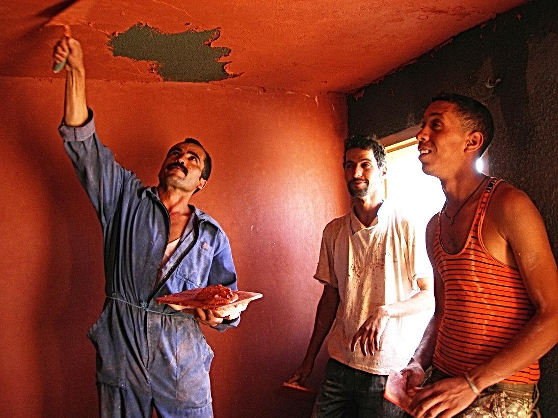 Tadelakt : c'est reparti avec une nouvelle équipe d'Agadir