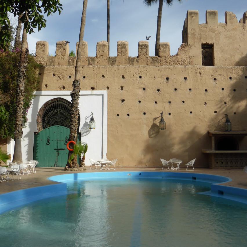 Piscine du Palais Salam