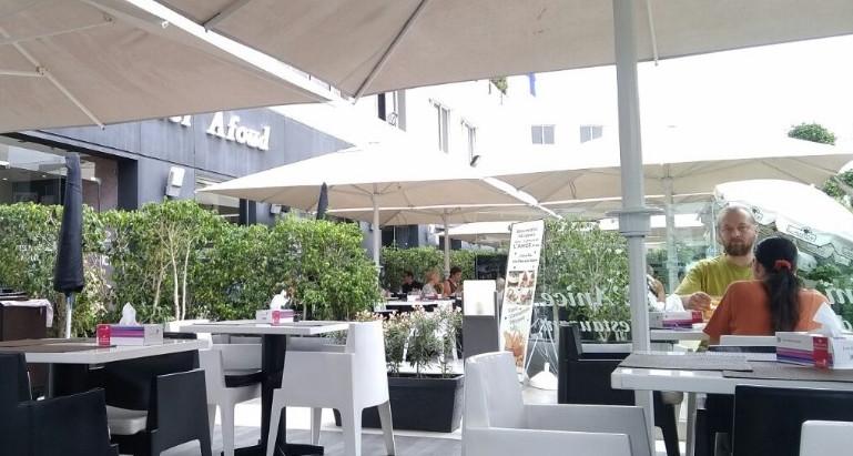 Meilleur petit-déjeuner à Agadir : L'Anice, à la rue de la Foire (avenue Hassan II)