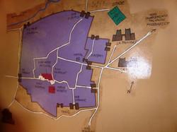 Carte de Taroudant