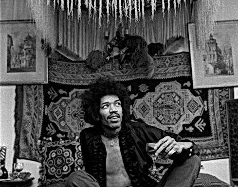 Trip marocain de Jimi Hendrix : légende et réalité