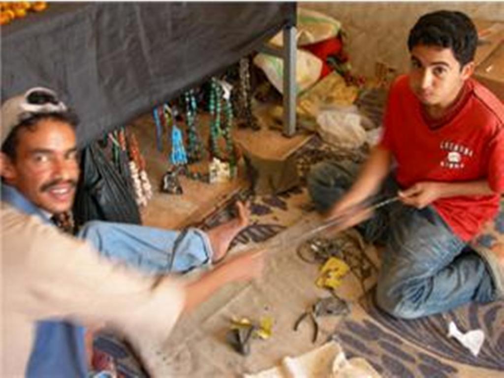 Atelier de Sidi Bourja