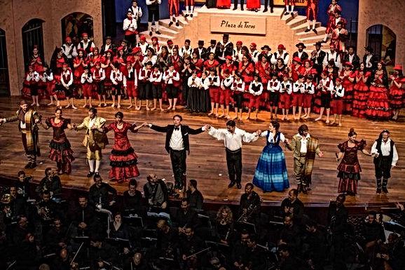 Carmen, Rigoletto, La Traviata et Nabucco gratuits pour la Fête de la musique à Agadir