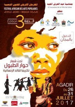 Festival africain arts populaires