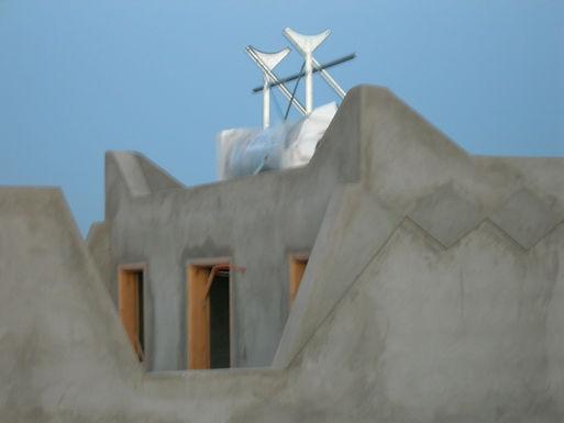 Eau chaude solaire sur mes terrasses ou l'art de la patience...