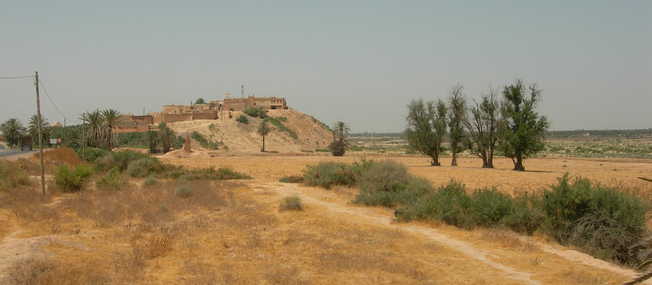 Freija, près de Taroudant : un ancien bourg haut perché à l'habitat groupé