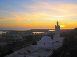 Mausolée du saint patron d'Agadir