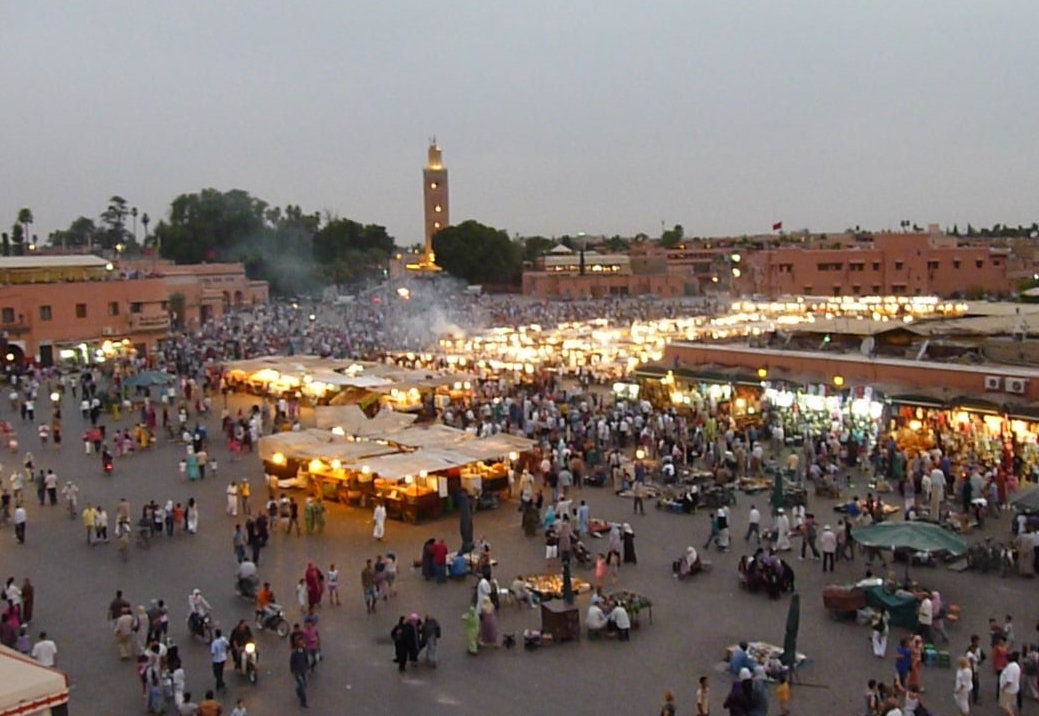 La reine de Marrakech : la spéculation
