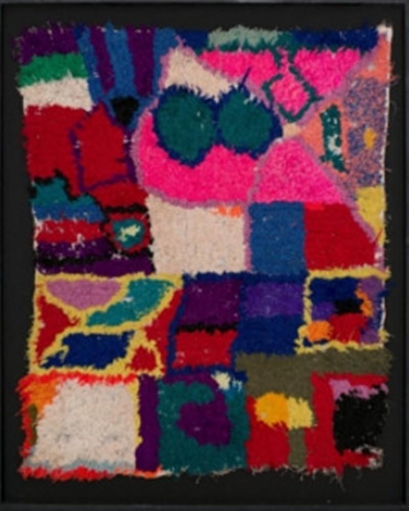 Chaque tapis est unique et constitue une oeuvre d'art