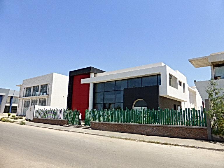 Exclusif : voici les premières images du Musée Coca-Cola d'Agadir encore en construction