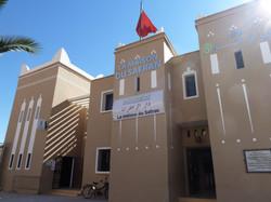 La Maison du Safran à Taliouine