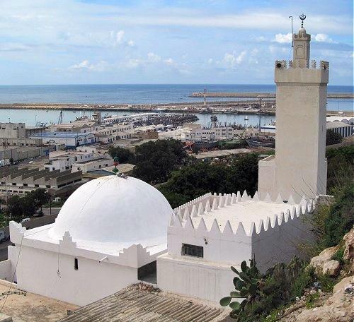 Mausolée du saint d'Agadir, Sidi Bouknadel.