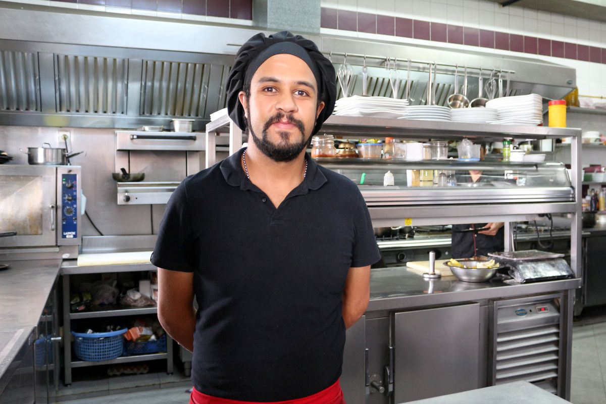 Ismael, chef de la Madrague