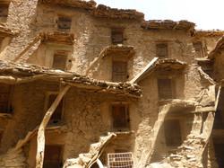 Agadir du village d'Amassa