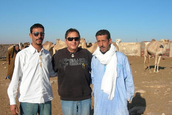 Mes amis de Guelmim