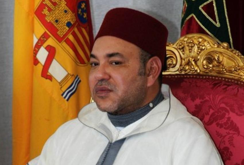 Le roi Mohammed VI pour un islam tolérant et ouvert (photo MAP).