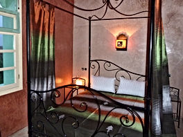 Dédié à Marrakech, ancienne capitale du Maroc