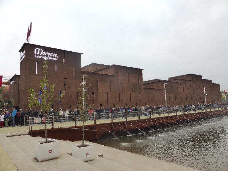 Gros succès du pavillon du Maroc à l'Expo universelle de Milan