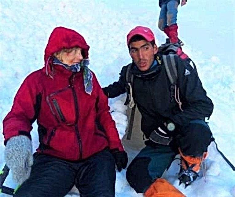 Quand une touriste suisse avait été sauvée par un guide du Toubkal au péril de sa vie
