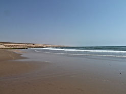 A ne pas confonde avec Tiznit ! Une des plus belles plages sauvages du Maroc