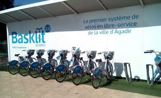 Une première à Agadir.