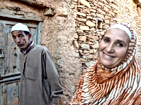 Agadir, Imchguilguin, grenier fortifié,