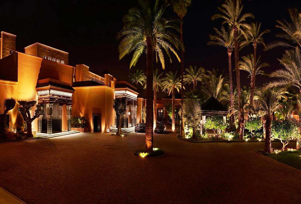 La Mamounia de Marrakech : les 1001 nuits...