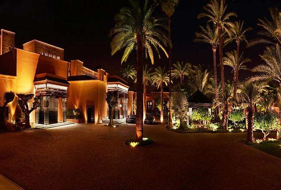 La Mamounia de Marrakech élu meilleur hôtel du monde, mais tout est relatif...