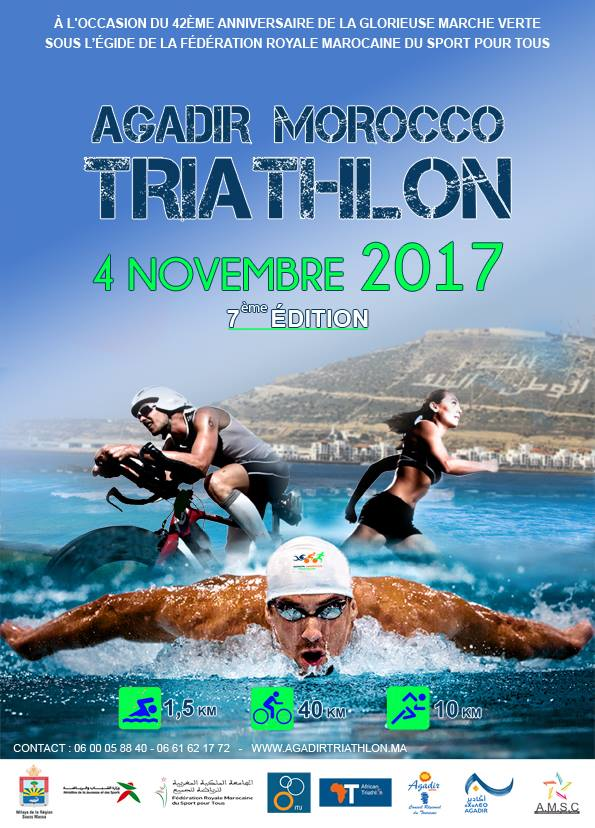 Triathlon, Agadir