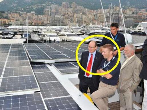 PlanetSolar, plus grand bateau solaire du monde, bientôt à Tanger