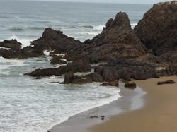 Rochers et plages