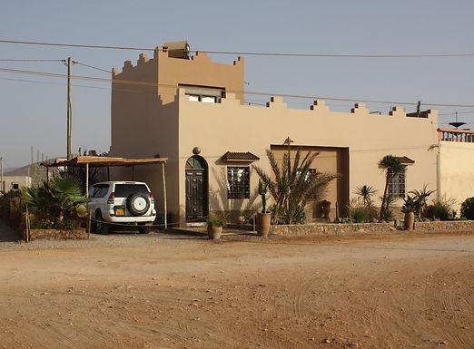 De Mirleft au Souss : maison à restaurer pour en faire un riad
