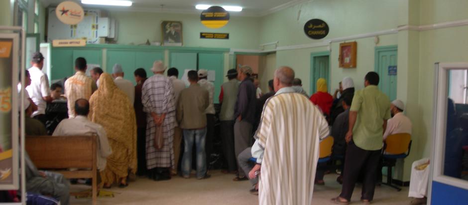 Poste d'Ouled Teima : un service moyenâgeux à éviter. Préférez-lui celle d'Agadir !