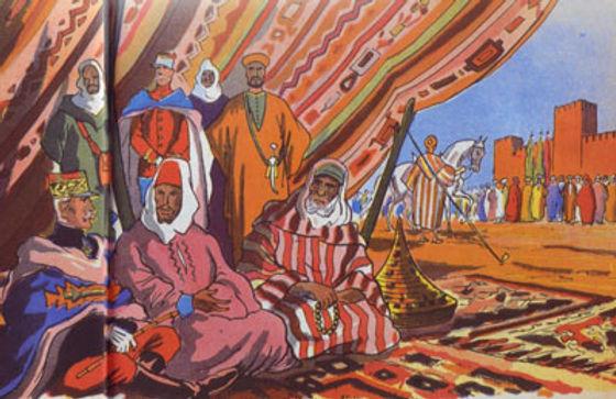 L'amour du Maroc exprimé par Hubert Lyautey et Jacques Majorelle
