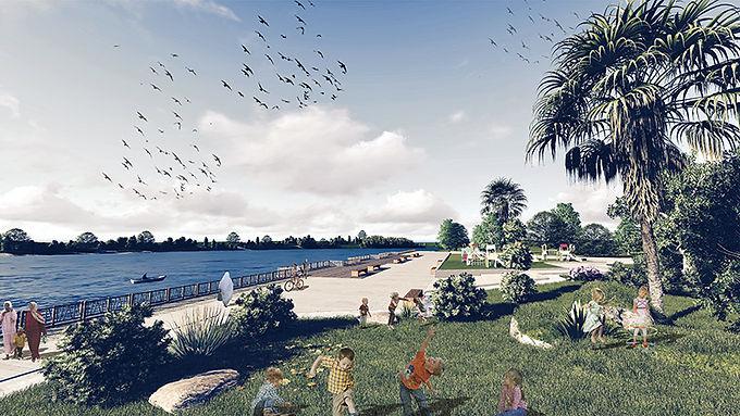 Rives de l'oued Souss : projet d'aménagement très ambitieux à Inezgane-Aït Melloul