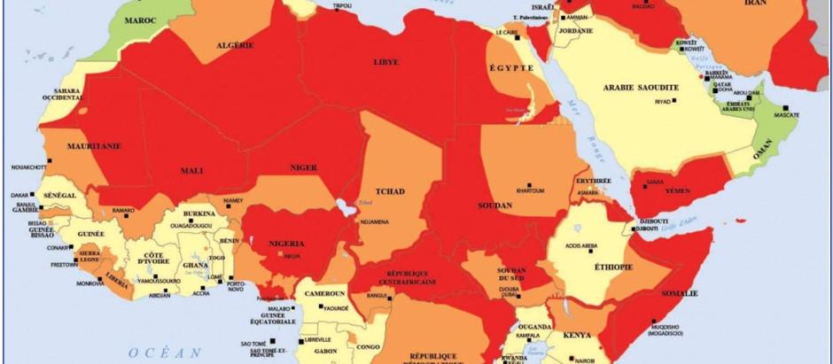 Le Maroc est-il un pays dangereux pour les touristes européens ?