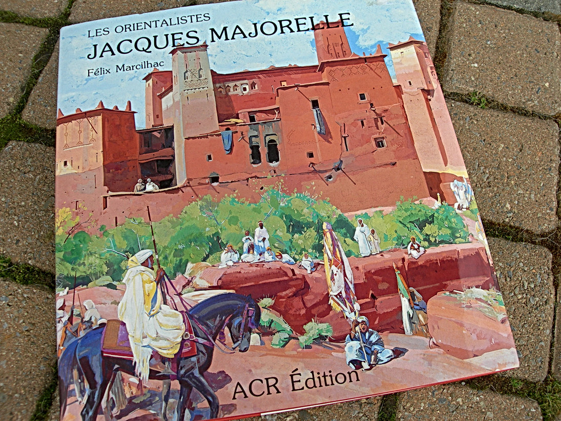 Jacques Majorelle revit dans un ouvrage qui célèbre son oeuvre