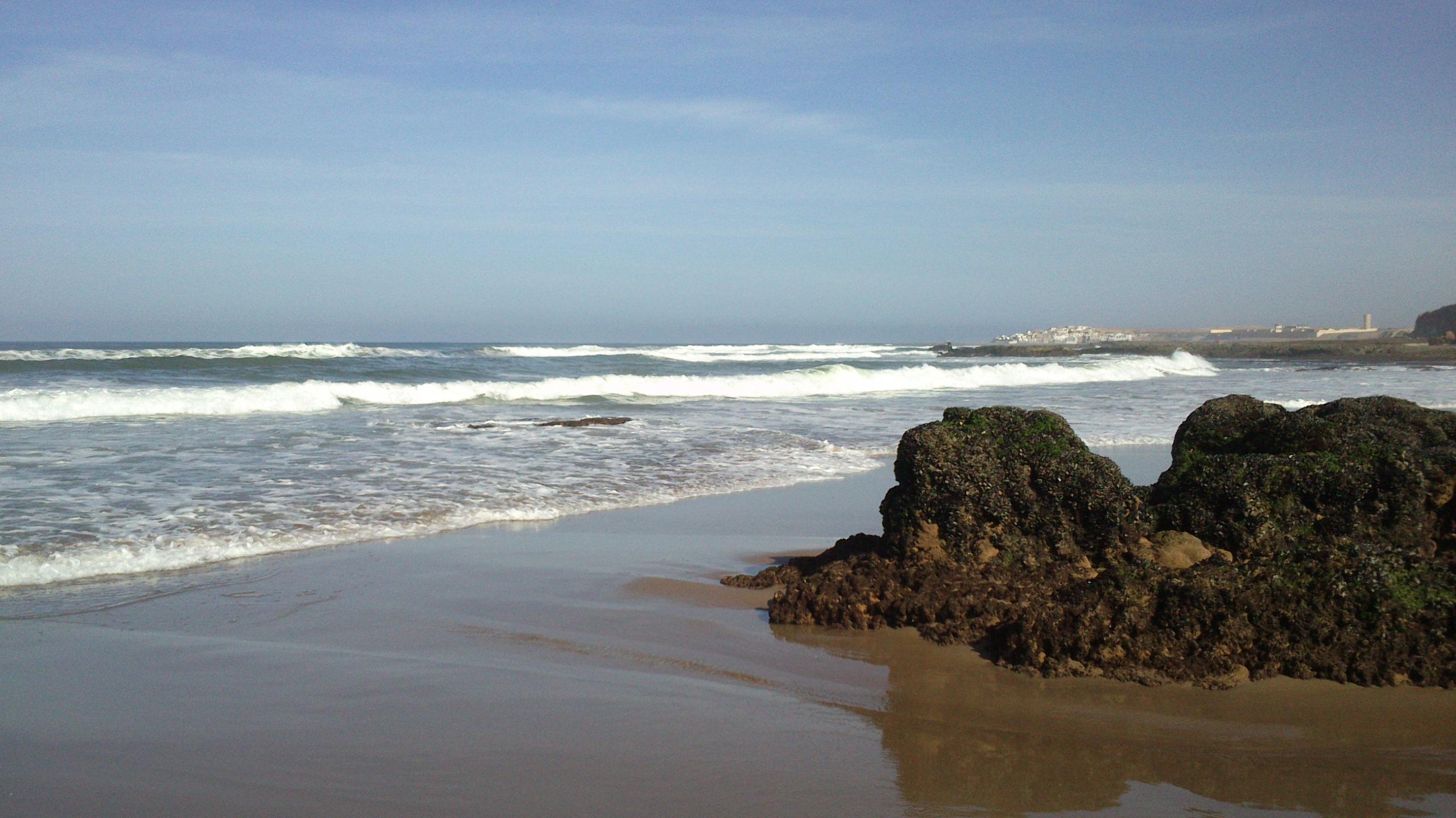 Tifnit et sa plage